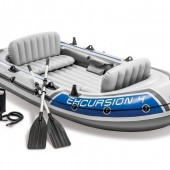 Intex Excursion 4 Boat Set